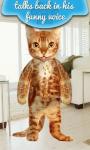 Real Talking Cat app screenshot 4/6