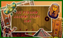 777 Pyramid Jackpot Egypt Slot screenshot 1/6