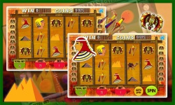 777 Pyramid Jackpot Egypt Slot screenshot 3/6