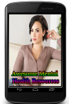 Awesome Mental Health Resources screenshot 1/3