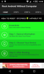 Root android without PC screenshot 1/4