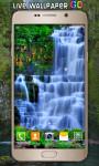Waterfall Live Wallpaper GO screenshot 1/4