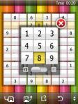 Resco Sudoku Touch V1.01 screenshot 1/1