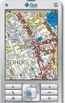 Mobile London Street Map screenshot 1/1