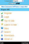 WapTo Me screenshot 1/1