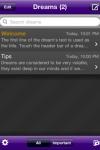 Dream Journal screenshot 1/1