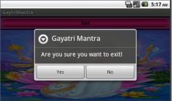 Gaytri Mantra screenshot 2/2