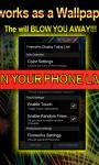 Fireworks On Your Phone LWP free screenshot 2/3