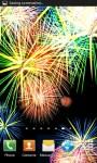 Fireworks On Your Phone LWP free screenshot 3/3