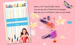 ColorfulNail screenshot 1/4