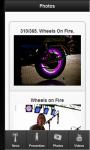 Flaming Hot Wheels screenshot 3/3