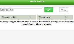 inWords  screenshot 2/2