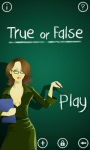 True or False Quiz Game screenshot 2/6