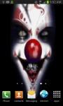 Evil Clown Will frighten You LWP screenshot 2/3