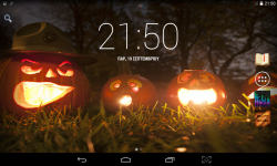 Happy Live Halloween Wallpaper screenshot 4/4