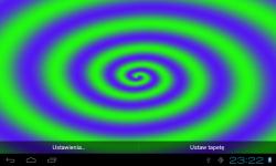 HypnoSpiral Live Wallpaper FREE screenshot 3/4