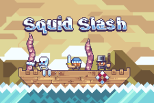 Squid Slash - Monster Slice screenshot 1/4