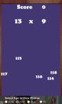 Maths Quiz On The Move screenshot 2/4