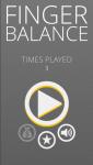 Finger Stick Balance screenshot 1/3