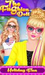 Fashion Doll - Holiday Fun Dress up screenshot 1/5