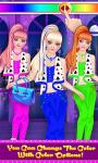 Fashion Doll - Holiday Fun Dress up screenshot 5/5