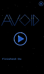 Avoid Asteroids screenshot 1/4