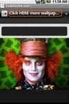 Alice in Wonderland Movie Wallpapers screenshot 1/2