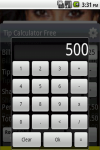 Tip For You Tip Calculator screenshot 3/4