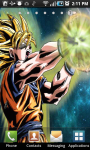 Dragon Ball Z LWP screenshot 1/2