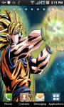 Dragon Ball Z LWP screenshot 2/2