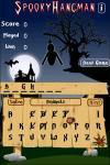 Spooky Hangman Free screenshot 1/1