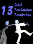 13 Sebab Pembatalan Pernikahan Java screenshot 1/1