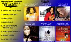 Dr Juanita Bynum Song Lyrics screenshot 1/4