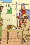 Bible comic book - New Testament screenshot 1/1