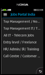 Jobs Portal screenshot 1/1