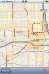 Oklahoma City Street Map. screenshot 1/1
