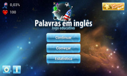 Palavras em inglês screenshot 6/6