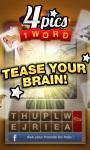 4 Pics 1 word What s the Word screenshot 1/5