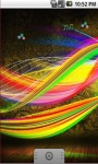 Feel The Rainbow Live Wallpaper screenshot 1/5