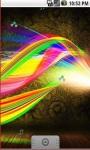 Feel The Rainbow Live Wallpaper screenshot 2/5