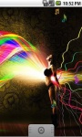 Feel The Rainbow Live Wallpaper screenshot 3/5