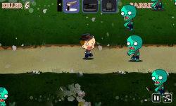 Zombie Raid Game screenshot 4/5