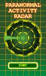 Paranormal Activity Radar screenshot 1/3