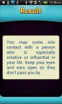 Luck Scanner What Stars Say screenshot 3/3