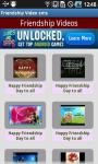 Friendship Video SMS screenshot 2/6