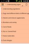 Dog Care Basics screenshot 3/3