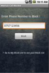 Maduzz Call Blocker screenshot 2/3