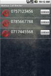 Maduzz Call Blocker screenshot 3/3