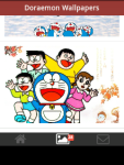 Doraemon Wallpapers Impressive screenshot 1/6