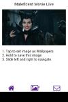 Maleficent Movie Live Wallpaper screenshot 3/3